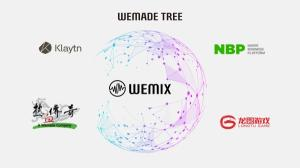 블록체인 플랫폼 위믹스(WEMIX) 블록 파트너로 '네이버 비즈니스 플랫폼'(NBP) 참여