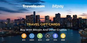 비트페이-트라발라닷컴, 가상자산 여행 상품권 출시